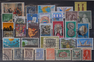 Greece-Lot stamps (ST415)