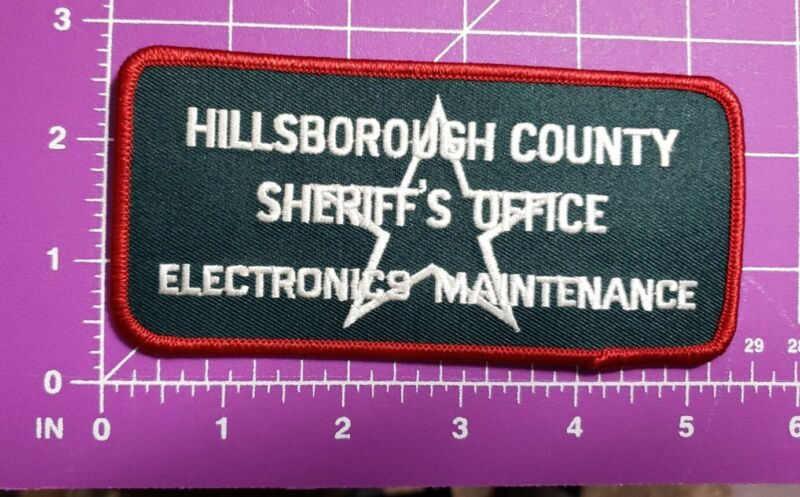 Hillsborough County Florida Sheriff