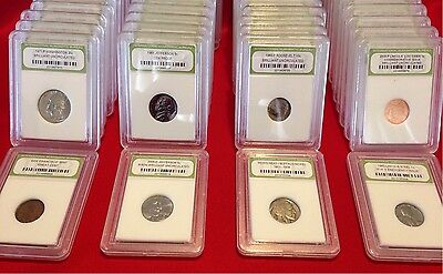 Slabbed U.S. Coins Estate Sale ✯ Proof / Uncirculated / BU / Old Coins ✯ 1 COIN