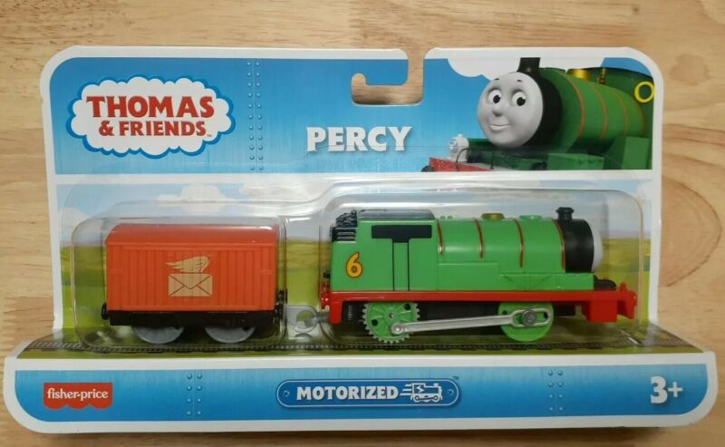 Fisher-Price Thomas & Friends Track Master Motorized ( Percy)  Engine New In Box