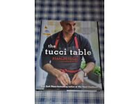 Stanley Tucci - The Tucci Table cook book