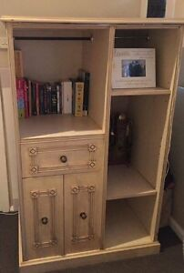Vintage Country French, Cottage chic, Solid wood cabinet Stanmore Marrickville Area Preview