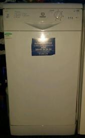 Indesit ids105 dishwasher slim