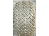 Conway Gazelle trailer tent SPARE WHEEL / TYRE. Rare. In Eccles. Sell / swap records