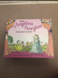 Angelina Ballerina Storybooks