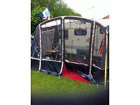 Royal lounge 390 awning