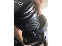 Canon 500D camera (+2 lenses +freebies)! great conditions