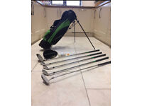 Young gun child's golf set