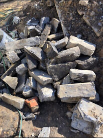 Yorkshire stone and soil FREE!