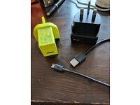 FREE - USB plug chargers + cable