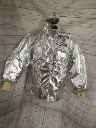 Janesville Firefighter Proximity Turnout Gear Fireman Jacket Size 4432 S