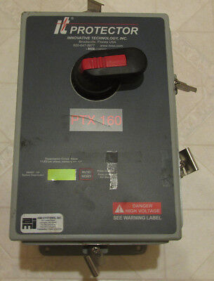 Innovative Technologies Ptx160-nn400d-sd Transient Voltage Surge Protector