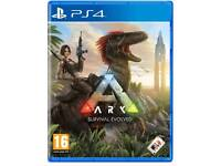 Wanted ARK PS4