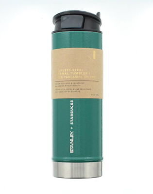 Starbucks Stanley Stainless Steel Thermal Drink Coffee Tumbler Thermos 16 oz. ()
