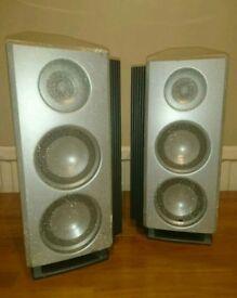 Sharp CP-NX10H speakers