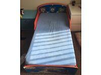 Kids Thomas The Tank Toddler Bed
