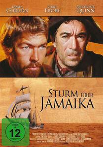 STURM-UBER-JAMAICA-James-Coburn-ANTHONY-QUINN-Dennis-Price-DVD-nuevo-JAMAICA
