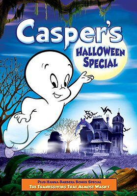 Casper's Halloween Special / The Thanksgiving That Almost Wasn't DVD (1979)