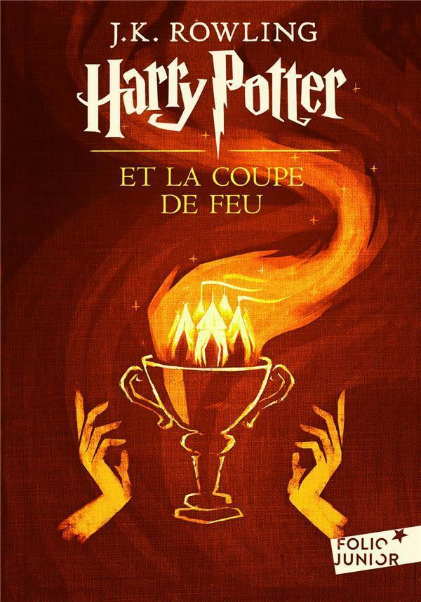 Harry Potter et la coupe de feu - Gallimard jeunesse - 22/06/2017