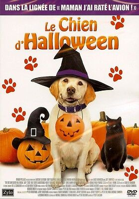 LE CHIEN D'HALLOWEEN /*/ DVD NEUF/CELLO