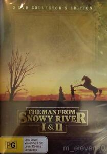 THE MAN FROM SNOWY RIVER I - 2 : NEW DVD