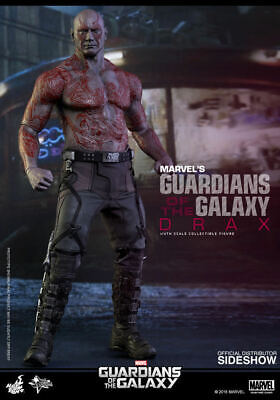 Hot Toys 1/6 Guardians of the Galaxy Drax MMS355 Dave Bautista MISB Best