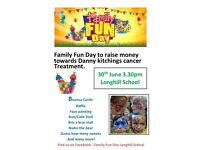 Family Fun Day Longhill Primary School