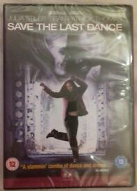 Save the Last Dance DVD - still sealed.