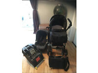 Mamas & Pappas Travel System Car Seat Etc £800 New