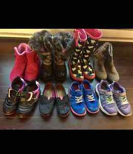 Girls Clothes, sneakers, cleats, boots and more!