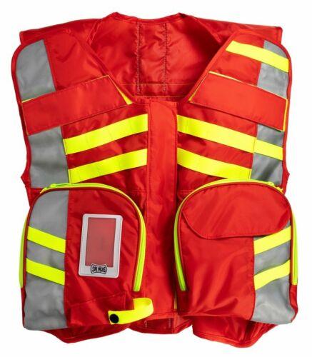 StatPacks, G3 Advanced Safety Vest RED, G32001RE