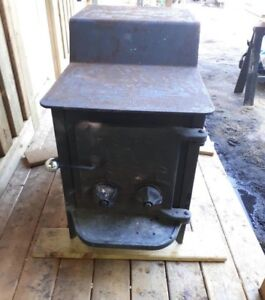 Fisher Air Tight Wood Stove/Woodstove