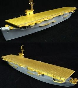 Five Star 1/700 700025 USS Aircraft Carrier Bogue for Tamiya