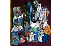 Big bundle of boys clothes 3-5yrs