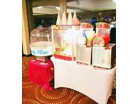 Popcorn Machine Hire Candyfloos , Slush machine hire , candyfloss machine hire / Rent Cheap party