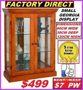 Brand New Display Cabinet Cash $499 Or RENT TO KEEP For $7 P/W Ipswich Region Preview