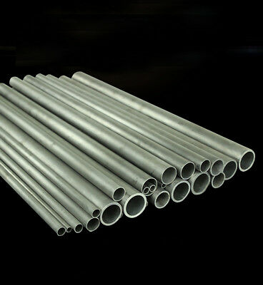 100mm Length Titanium Tube Pure Ta2 Hollow Pipe Tc4 Industrial Pipe 3-8mm Od