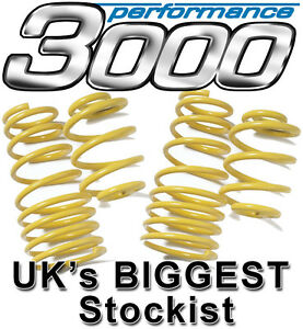 Vauxhall Corsa C 1.2 40mm Lowering Springs Kit