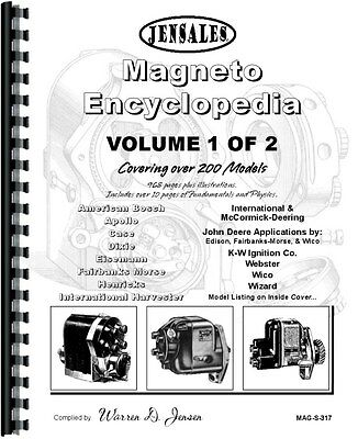 Case Fairbanks Morse Magneto Service Manual