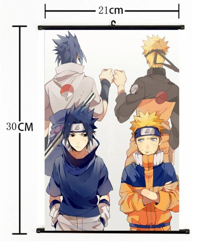 Japan Anime Naruto home decor Wall Scroll Poster 446