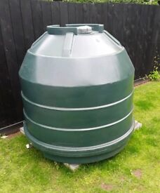 Beehive oil tank 1300 Litres