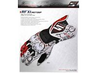 Race gloves motorcycle FIVE Moto GP
