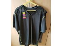 Men's Zumba shirts and shorts