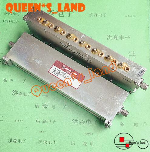 1× MITEQ FLT-106890-1.22 1220MHz Bandwidth: +/-20MHz RF SMA Bandpass Filter