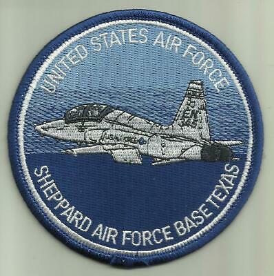 SHEPPARD AIR FORCE BASE TEXAS USAF PATCH 4