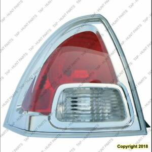Tail Light Driver Side High Quality Ford Fusion 2006-2009