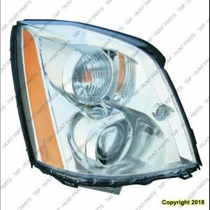 Head Light Passenger Side Hid High Quality Cadillac DTS 2006-2011