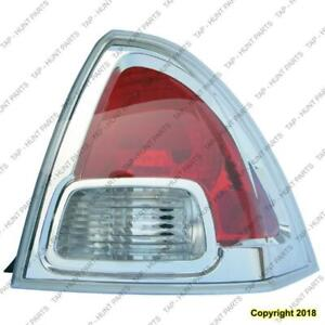 Tail Light Passenger Side High Quality Ford Fusion 2006-2009