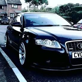 Audi A4 Sline 2.0L