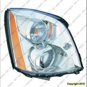 Head Lamp Passenger Side Hid High Quality Cadillac DTS 2006-2011